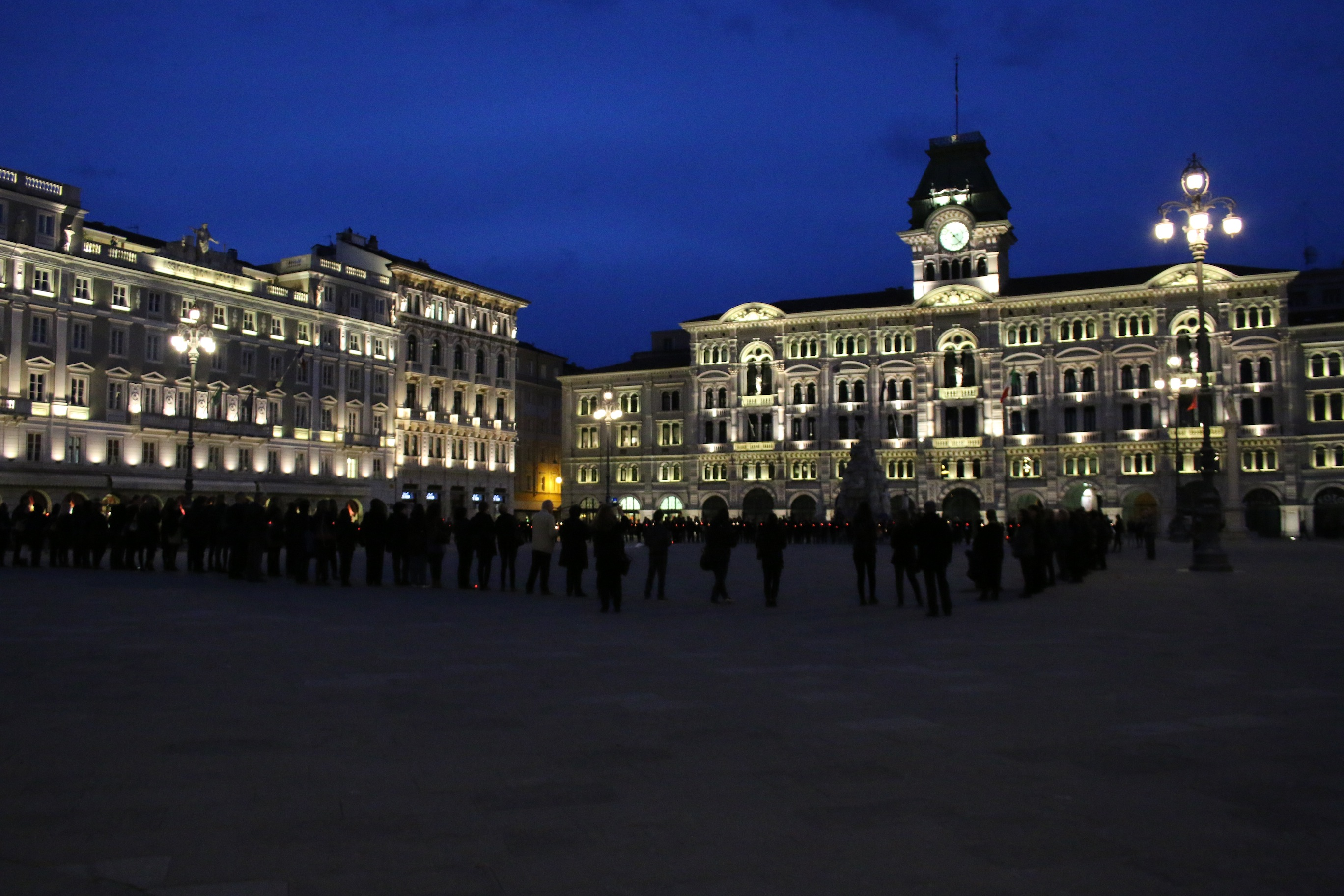 Rifondazione a Trieste - Prenova v Trstu - Partito Comunista